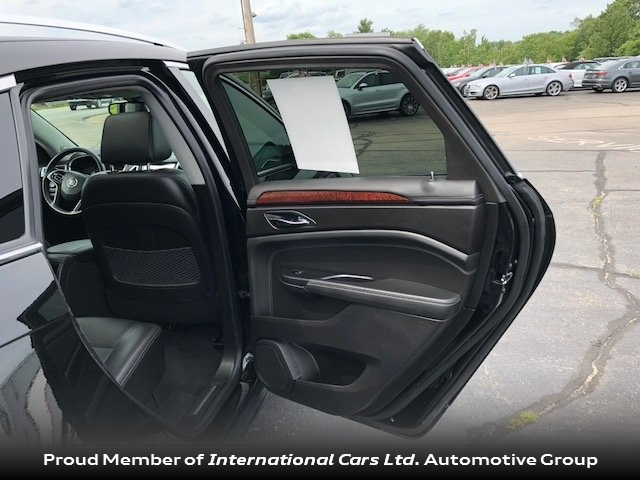 Pre-Owned 2016 Cadillac SRX Luxury