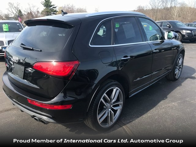 Pre-Owned 2015 Audi SQ5 3.0T Premium Plus