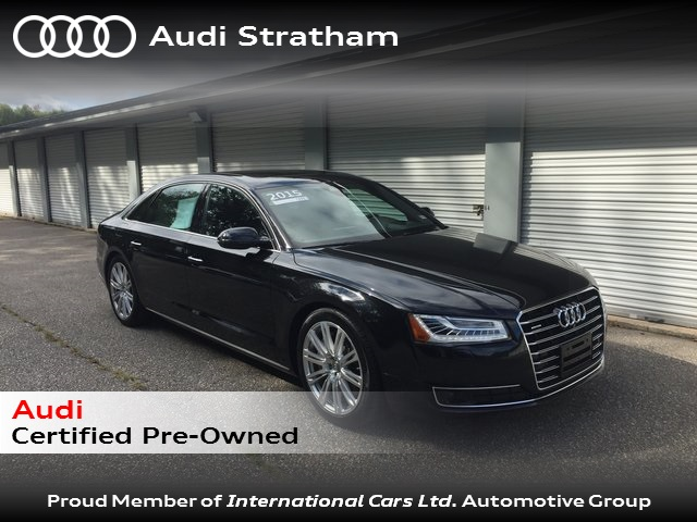 PreOwned Audi A L T D Sedan In Stratham D Porsche - Audi pre owned