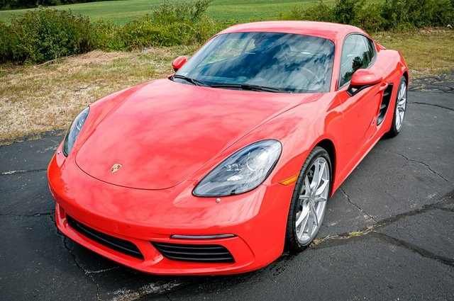 Pre-Owned 2019 Porsche 718 Cayman Base