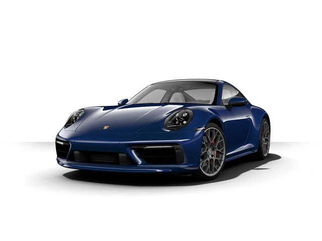 New 2020 Porsche 911 Carrera 4S (2020)