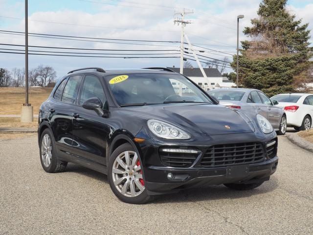 Certified Pre-Owned 2014 Porsche Cayenne Turbo