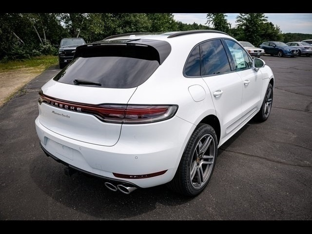 New 2020 Porsche Macan Turbo