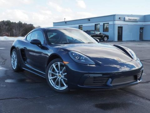 Pre-Owned 2018 Porsche 718 Cayman Coupe