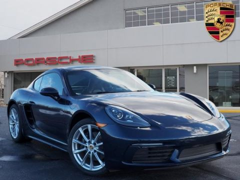 New 2018 Porsche 718 Cayman Base